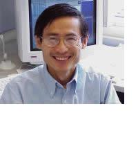 A Photo of  Jia Wang