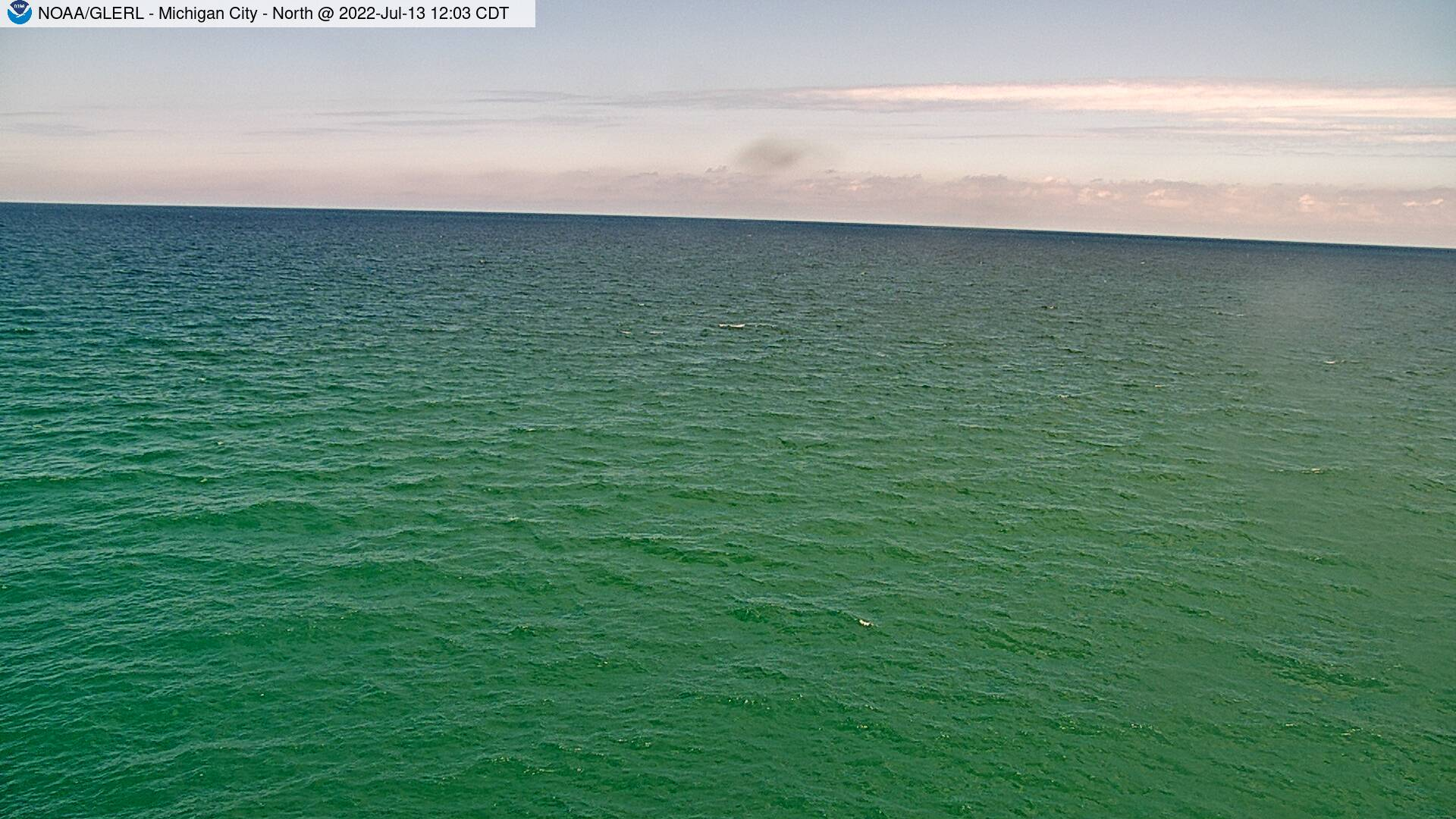 Michigan City GLERL Webcam