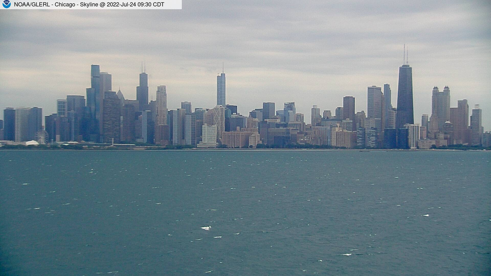 downtown chicago webcam